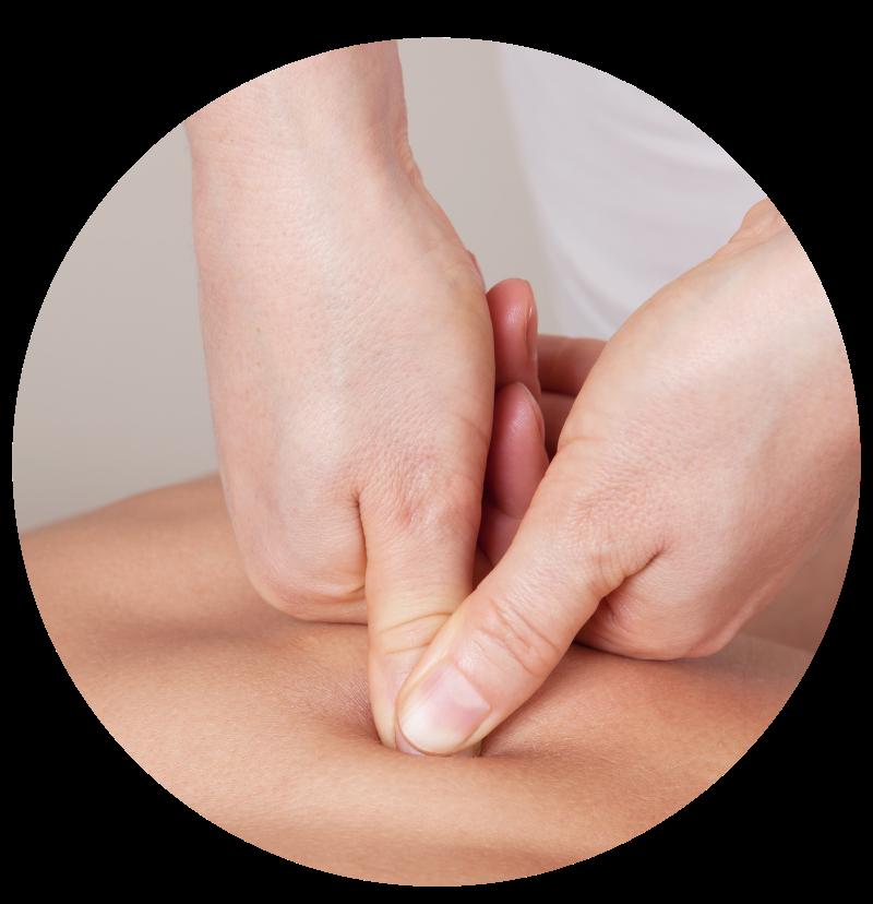 Triggerpunkt Fachgebiet Massagetechnik Zentrum Körperschwung