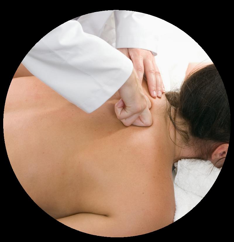 segmentmassage Fachgebiet Massagetechnik Zentrum Körperschwung