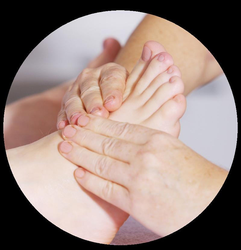 fußreflex Fachgebiet Massagetechnik Zentrum Körperschwung